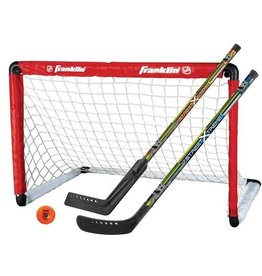Franklin sports Ensemble  but de la nhl avec 2 bâtons