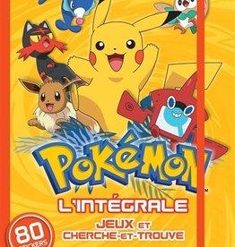 DRAGON D'OR Pokémon : l'intégrale : jeux et cherche-et-trouve