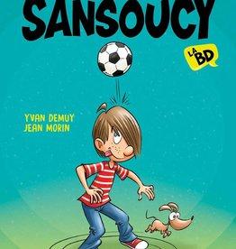 Editions Michel Quintin Les Sansoucy, la BD T.1