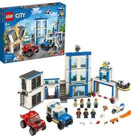 Lego Lego city 60246 Le commissariat de police
