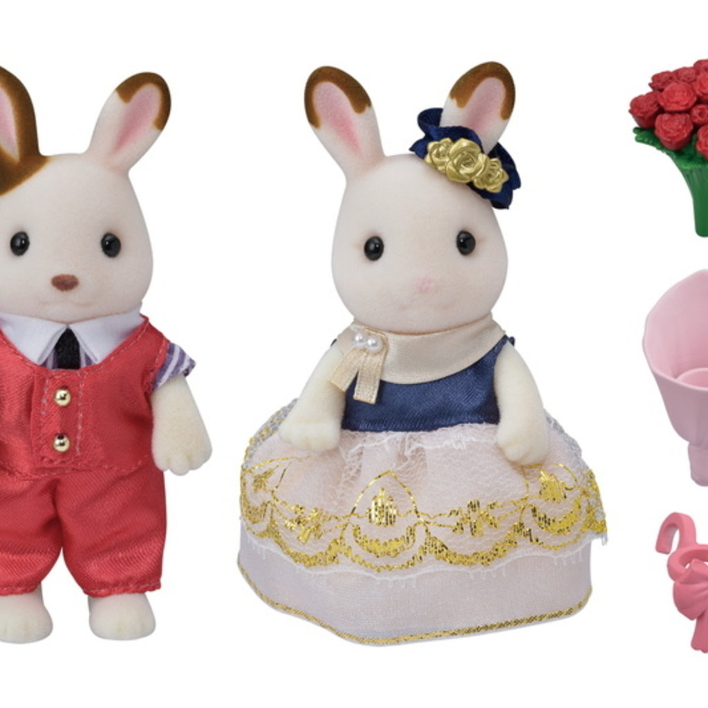 Calico Critters Calico Critters - Ensemble joli couple