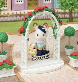 Calico Critters Calico Critters - Ensemble jardin de fleurs
