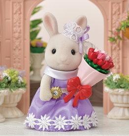 Calico Critters Calico Critters - Ensemble cadeau de fleurs