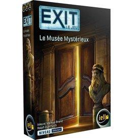 Iello EXIT- LE MUSÉE MYSTÉRIEUX