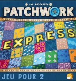 Fun Forge PATCHWORK EXPRESS