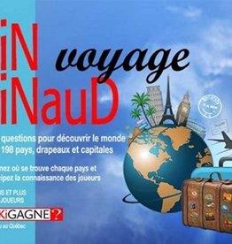 Kikigagne Fin Finaud : Voyage