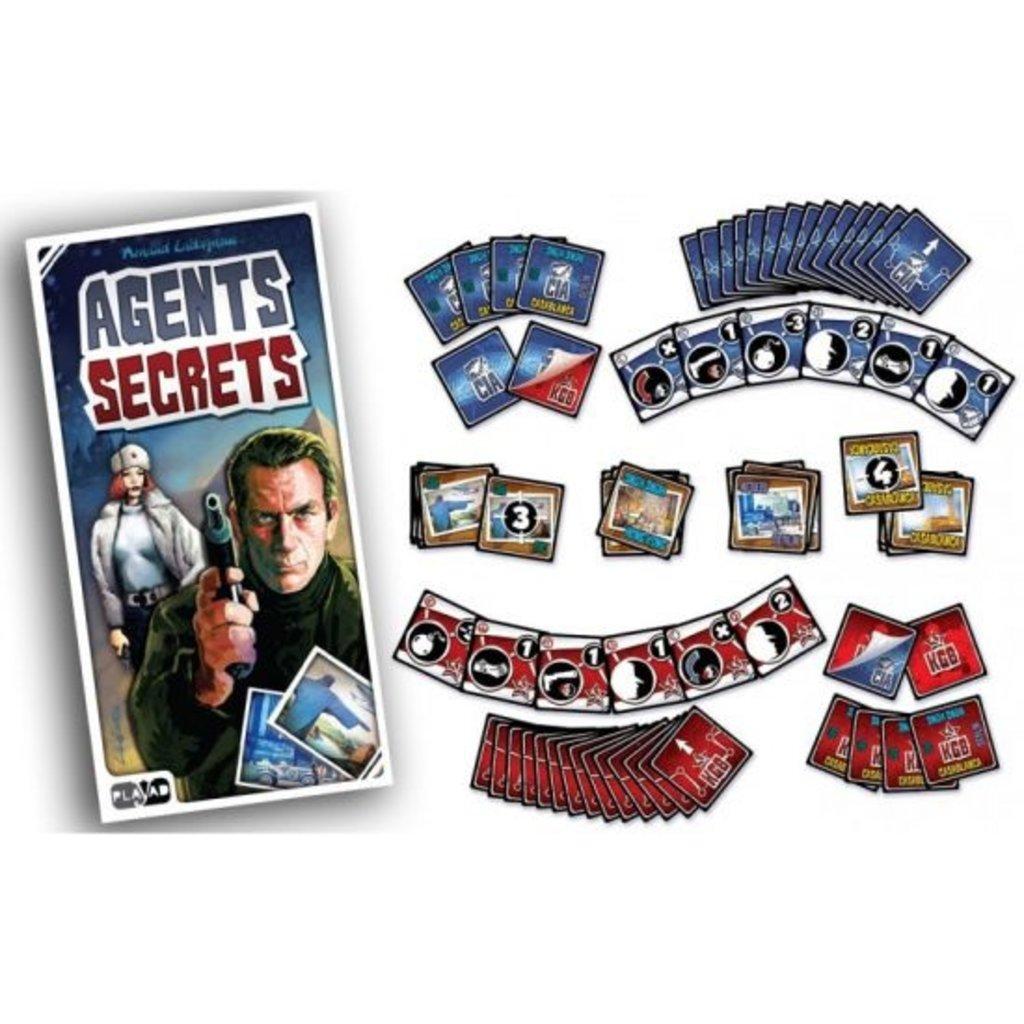 Playad Agents Secrets