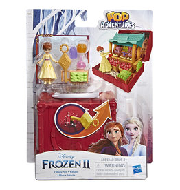 Hasbro Reine des Neiges 2- pop aventures- Chambre d'Anna