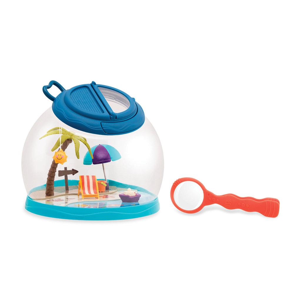 """Battat Toys Dôme de luxe  """"Hotel à insectes''"""
