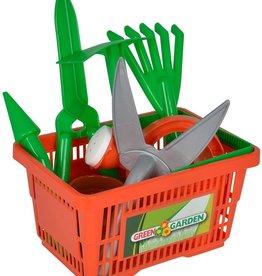Simba toys Ensemble d'outils de  jardinage-12 pieces