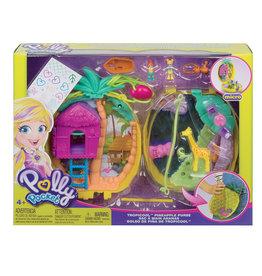 Mattel Polly pocket - Ensemble de jeu sac a main