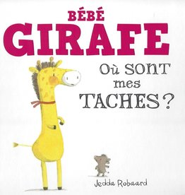 HÉRITAGE JEUNESSE Bébé girafe : où sont mes taches?