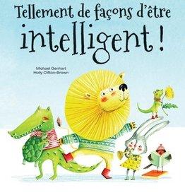 DOMINIQUE & CIE Dre Nadia: Tellement de façons d'être intelligent! les intelligences...