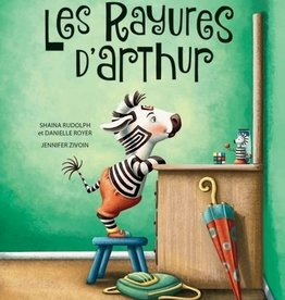 DOMINIQUE & CIE Dre Nadia  Les rayures d'Arthur