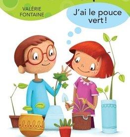 DOMINIQUE & CIE Delfouine ''J'ai le pouce vert ''