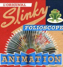 HÉRITAGE JEUNESSE Slinky animation : Grenouille
