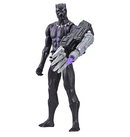 Hasbro Avengers Figurine 30cm power fx 2.0 hero Black Panther français
