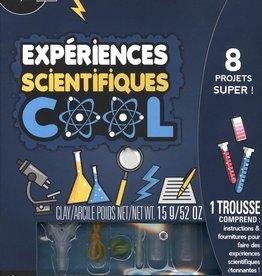 Spicebox Expériences scientifiques cool