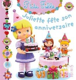 Fleurus Juliette fête son anniversaire