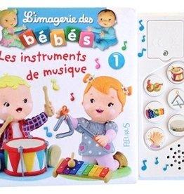 Fleurus Les instruments de musique T.1