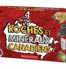Scholastic Roches et minéraux canadiens