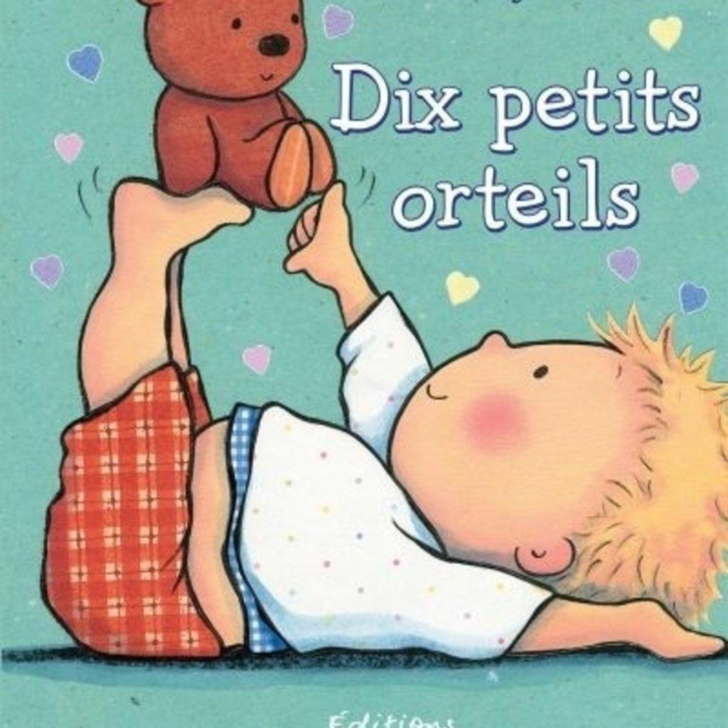 Scholastic Dix petits orteils