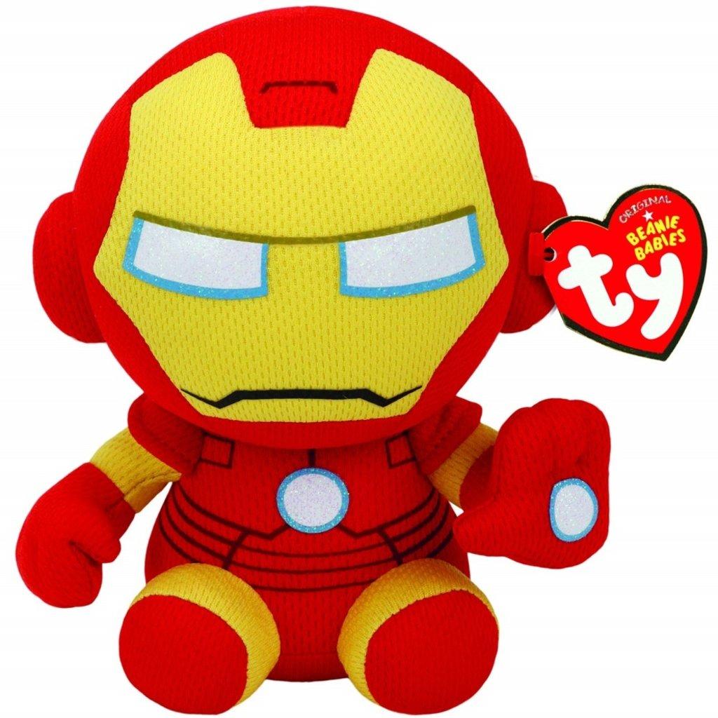TY Iron man