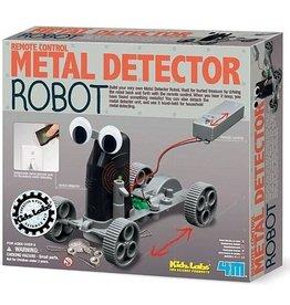 4M Robot détecteur de métal