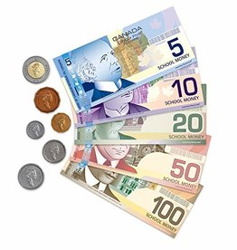 Learning Resources Monnaie canadienne