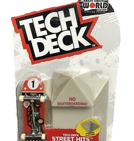Spin Master Tech Deck - Street Hits Plate-forme et pyramide