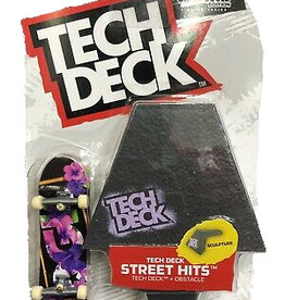 Spin Master Tech Deck- street hits Obstacle de sculpture