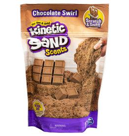 Spin Master Kinetic sable  parfumé chocolat 8 oz
