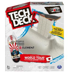 Spin Master Tech Deck Rampe world tour Centre de soutien