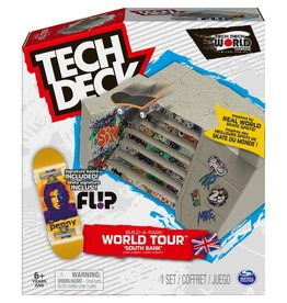 Spin Master Tech Deck Rampe world tour South Bank
