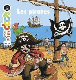 Milan Mes p'tit docs : Les pirates