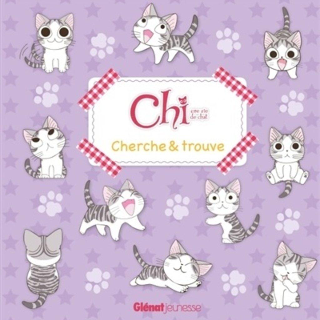 Glénat (Groupe) Chi, une vie de chat : cherche & trouve