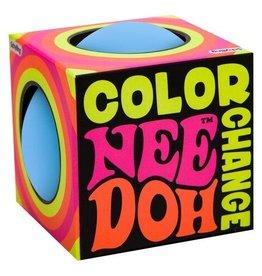 Nee Doh Boule changeante de couleur