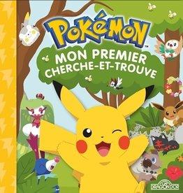 DRAGON D'OR Pokémon : mon premier cherche-et-trouve : Pikachu et ses amis