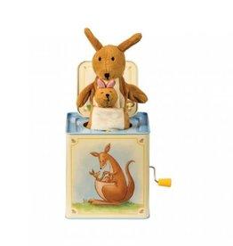 Schylling Jack In Box Kangourou