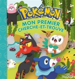 DRAGON D'OR Pokémon : mon premier cherche-et-trouve : Brindibou, Flamiaou...