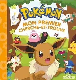 DRAGON D'OR Pokémon : mon premier cherche-et-trouve : Evoli