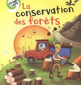 Envolée La conservation des forets