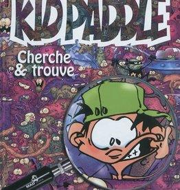 Glénat (Groupe) Kid Paddle H.S. : Kid Paddle cherche et trouve