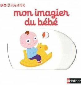 NATHAN Mon imagier du bébé