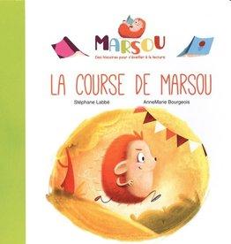 Mammouth Rose La course de Marsou