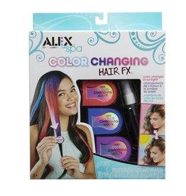 Alex Alex - Spa Changement couleur de cheveux Fx