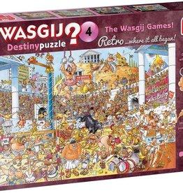 Wasgij Rétro Destiny#4, Olympic Odyssey, 1000 pièces