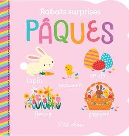 PRESSES AVENTURE Pâques -Rabats surprises*