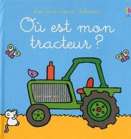 USBORNE Où est mon tracteur ?