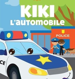MEGA EDITIONS Kiki, l'automobile